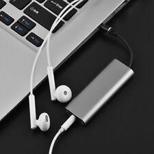 AUX Audio HIFI Headphone Amplifier Stereo Earphone AMP for Phone/Car/Speaker