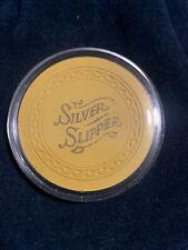 Silver Slipper Chip Poker Chip