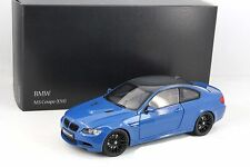 KYOSHO 1:18 BMW M3 COUPE (E92M) Diecast Car Model 08734LBL