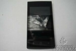 Used & Untested CoolPAD 3320A Black Smart Phone For Parts Or Repairs Only