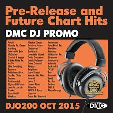 DMC DJ Only 200 Promo Chart Music Disc for DJ's - Double CD