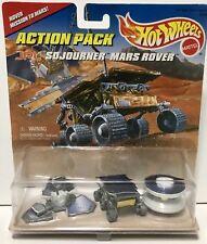 "JPL SOJOURNER MARS ROVER, Hot Wheels Action Pack -  PATHFINDER, ""The Martian"""