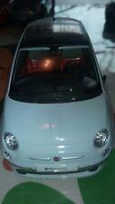 Fiat 500 1/24 cararama hongwell