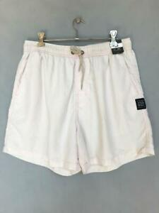 "Rip Curl Mens M DAZED 16"" VOLLEY SHORT Boardshort New - CBOOT1 Pink Rrp $59.99"