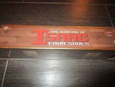 NEW The Binding of Isaac Four Souls GOLD BOX Edition Kickstarter Exclusive Game
