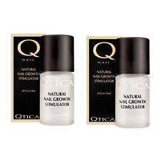 Qtica Natural Nail Growth Stimulator 0.5oz - Pack of 2. New In Box.