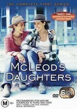McLeod's Daughters : Season 1 (DVD, 2003, 6-Disc Set) Region 4 Good Condition