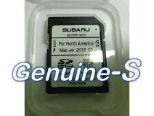 Oem 2013 2014 Subaru Impreza / Wrx Navigation Sd Card Map U.S Canada# 86283Fj620