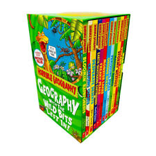 Horrible Geography 12 Books Box Collection Set by Anita Ganeri