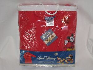 DISNEY MICKEY MOUSE MICRO FIBER ROBE L(8/10)