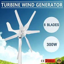 WIND GENERATOR TURBINE DC/12V HYACINTH DRIVEN 12 WATTS VOLT OPTION HOT NEWEST