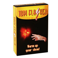 Finger Flasher Fire Magic Trick Flint Flasher Fire Ball From Empty Hand *UK*