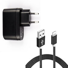 Chargeur Euro Plug 1A Adaptateur USB + Câble Micro USB pour Panasonic P90 / P95