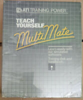 Teach yourself Multimate - American Training International simulation software.