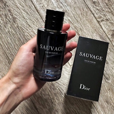 Sauvage by Christian Dior 3.4 oz Eau de Parfum Cologne for Men New fragrance