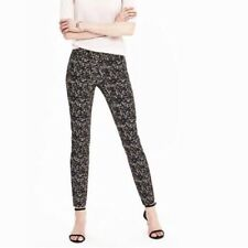 Banana Republic Women Sloan-fit Ditsy Floral Slim Ankle Stretch Pant Size 12 $98