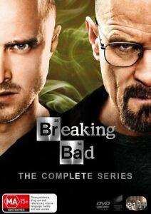 Breaking Bad Complete Series Boxset DVD