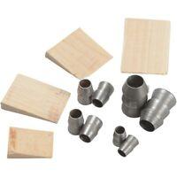 12 x Faithfull FAIHWMMBOXN assorted steel & wooden hammer wedges