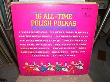 WALTER LEGAWIEC, Polka Music, Time # S/2125
