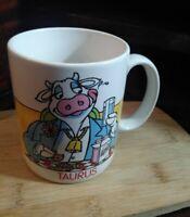 Vintage Taurus Mug