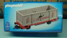 Playmobil  Freight Wagon 5264 Train Scale G mint in Box toy GEOBRA NEW