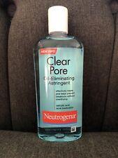Neutrogena Clear Pore Oil-Eliminating Astringent 8 oz Salicylic acid acne