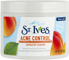 St. Ives Acne Control Face Scrub Apricot 10 Oz