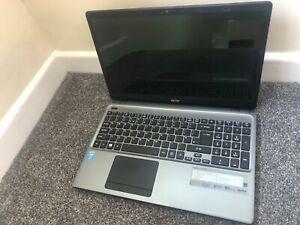 Acer Aspire E1-5 - Grey, Touchscreen