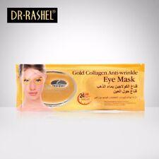 Dr. Rashel Gold Collagen Anti Wrinkle Eye Mask لإزالة الهالات السوداء والتجاعيد