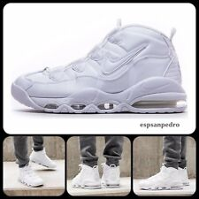 NIKE AIR MAX UPTEMPO '95 BASKETBALL TRAINERS UK8/EUR42.5 [922935 100] AUTHENTIC