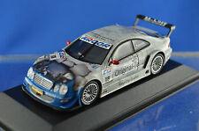 Mercedes Benz CLK V8 DTM Tiemann Sondermodell Dunlop Minichamps 1:43
