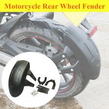 Motorcycle Rear Wheel Cover Fender Mud Flap Mudguard Frame Splash Guard Bracket