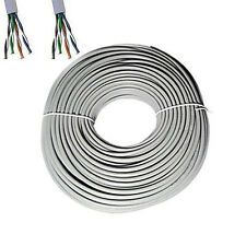 Outdoor High Speed Cat6 Gigabit UTP LAN Network Patch Ethernet Cable Lead 150M