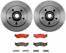 Brembo Front Brake Kit 5 Lug Disc Rotors Ceramic Pads For Ford Expedition F-150