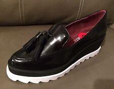 Sixty Seven  Harper Leather Oxfords, Black US Size 6 M