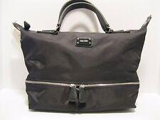 Purse Nine West Black Nylon Water Proof Secret Bottom Shoulder Hobo Bag NWT L183