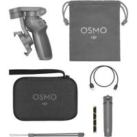 ORIGINAL DJI Osmo PRO Smartphone Gimbal Bundle Kit for ( IOS / Android ) NEW
