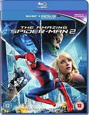 The Amazing Spider-Man 2 Blu-Ray FREE SHIPPING