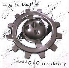 C+C MUSIC FACTORY - BANG THAT BEAT: BEST OF C&C MUSIC FACTORY NEW CD
