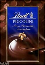 LINDT WHITE COUVERTURE CHOCOLATE BUTTONS - 2.5KG