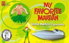 Pegasus Hobbies 1/18 My Favourite Martien Oncle Martin & Vaisseau Spatial # 9012