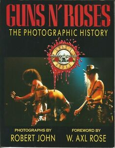 GUNS N' ROSES The photographic History