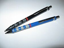 Rotring TIKKY Kugelschreiber dunkelblau + schwarz (2 Stück)