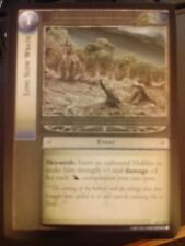 Lord of the Rings CCG Ents of Fangorn 6C112 Long Slow Wrath x2 LOTR TCG