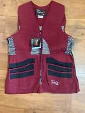 Ladies Mesh Shooting Vest by Pavillion Usa Size: Large Zipper Front New With Tag
