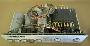 POWER-ONE DC POWER SUPPLY CP291A, ITEM A