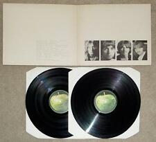 BEATLES ~ WHITE ALBUM ~ UK IMPORT ~ POSTER + PHOTOS ~ 2 VINYL LP SET ~ UNPLAYED
