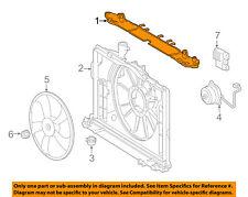 TOYOTA OEM 09-16 Corolla 1.8L Radiator Support Fan-Upper Panel Cover 167120T020