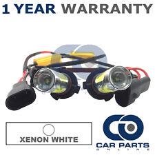 2x Canbus Xenon Bianco 6000k HB3 CREE LED fascio abbagliante LAMPADINE PER JAGUAR S-TYPE MG TF