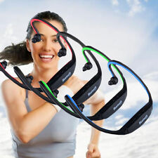 Bluetooth Sports Neck Earphone with Mic Wireless Handsfree Neckband